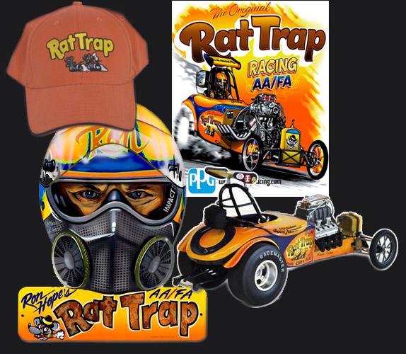Rat Trap Merchandise